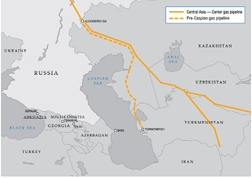 The Oil Drum | Tech Talk - Ukraine Tries to Escape Gazprom's
