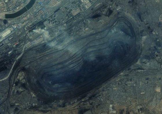 Fuxin Coal Mine Park