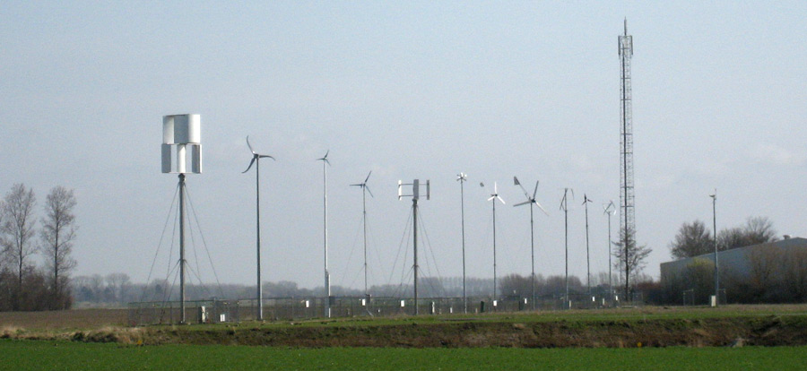 The Oil Drum   Real-world tests of small wind turbines in