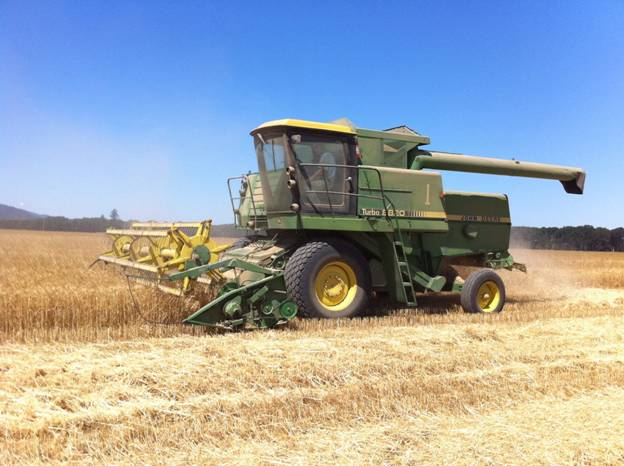 The Oil Drum | Save it for the Combine