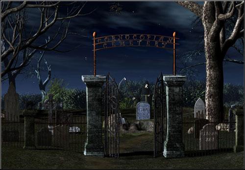 The Cornucopian Cemetery