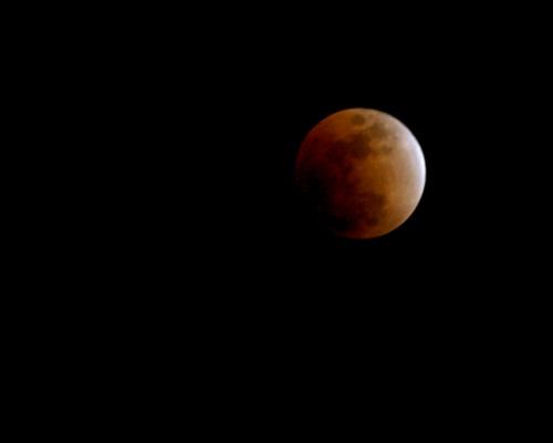Lunar eclipse, February 20, 2008