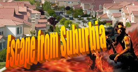 peak oil challenges suburbia, but what are the alternatives?