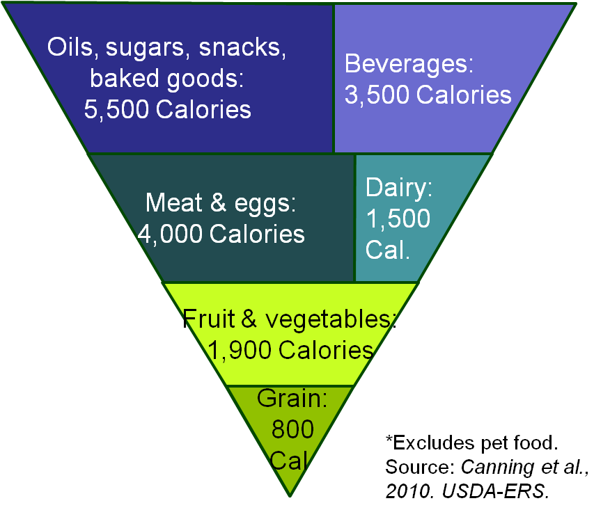 The True Energy Price Exposure Of Everything You Eat
